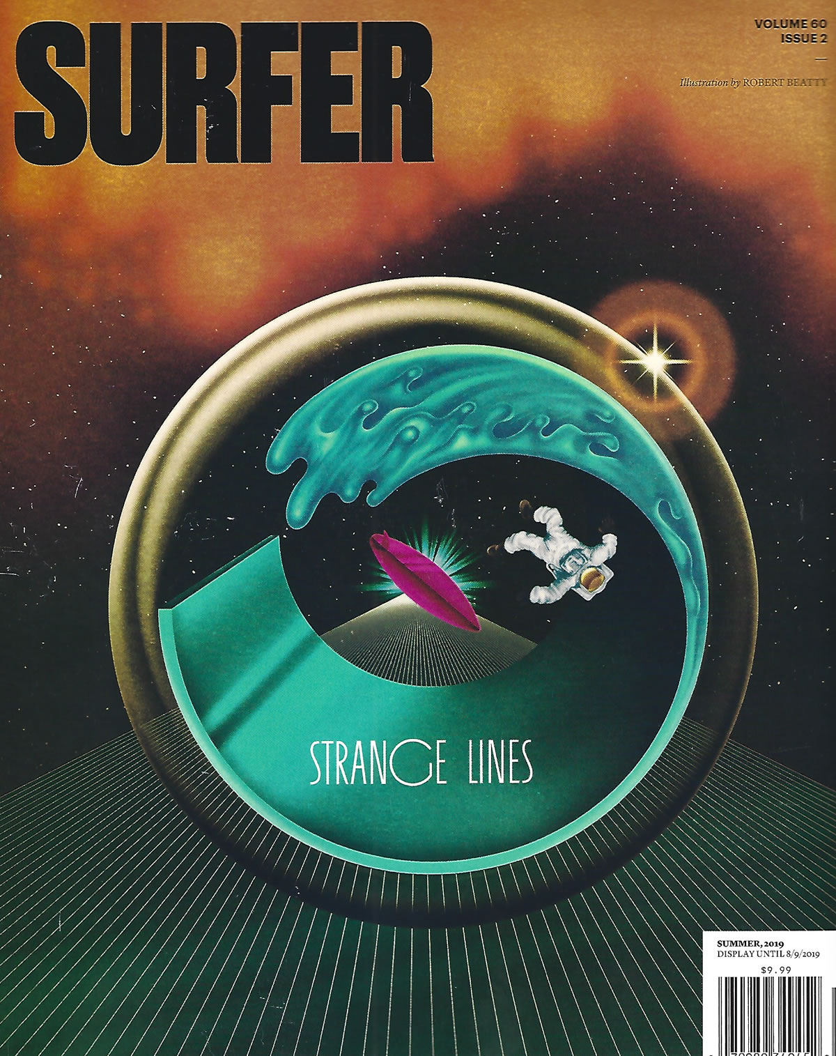 Surfer Magazine - 2019