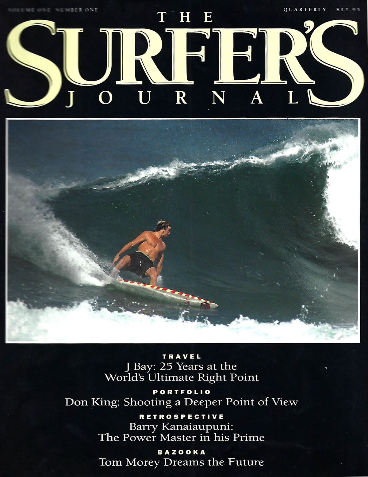 The Surfers Journal - 1992