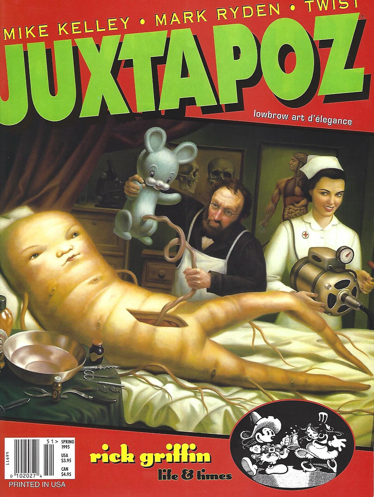 Juxtapoz - 1995