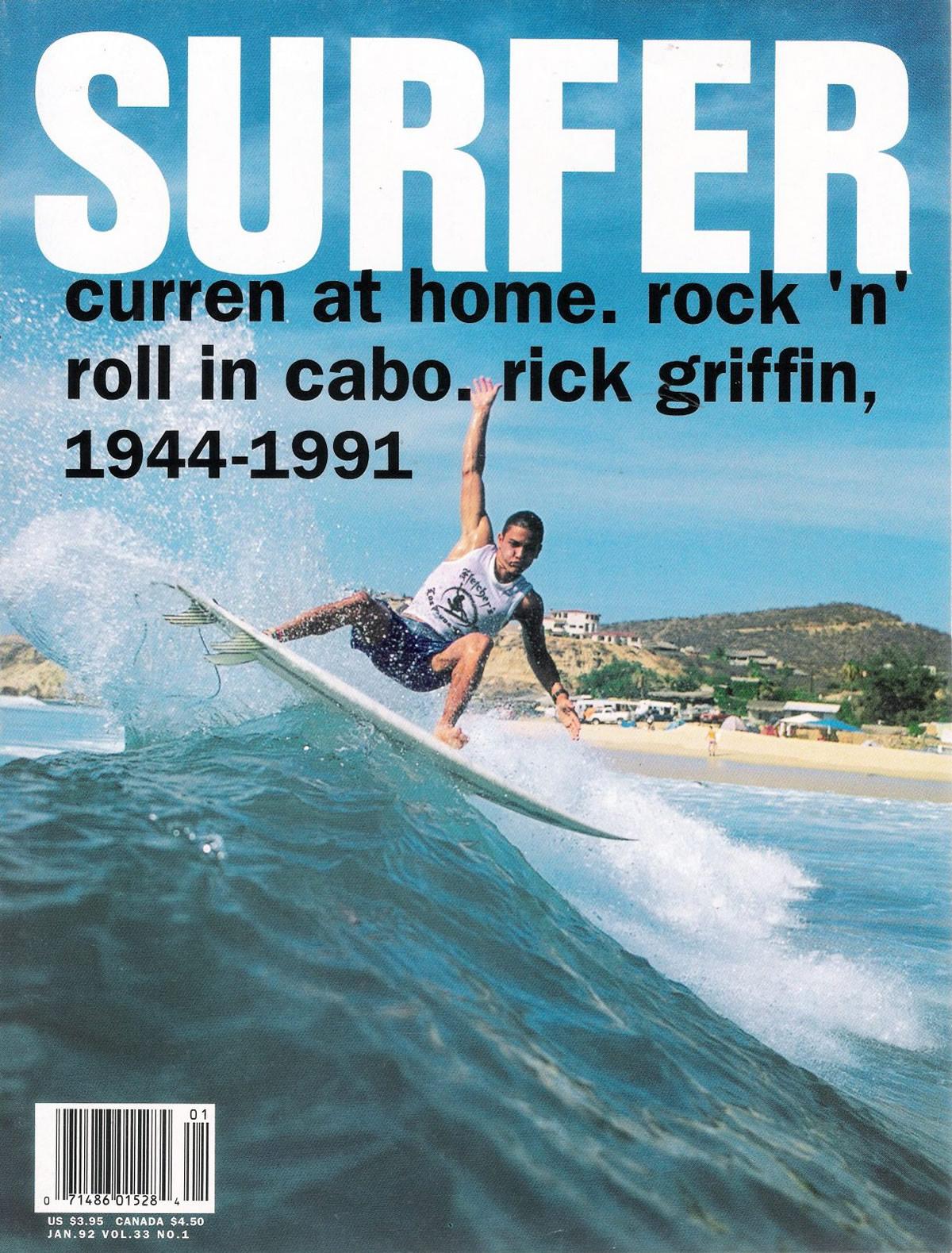 Surfer Magazine - 1992