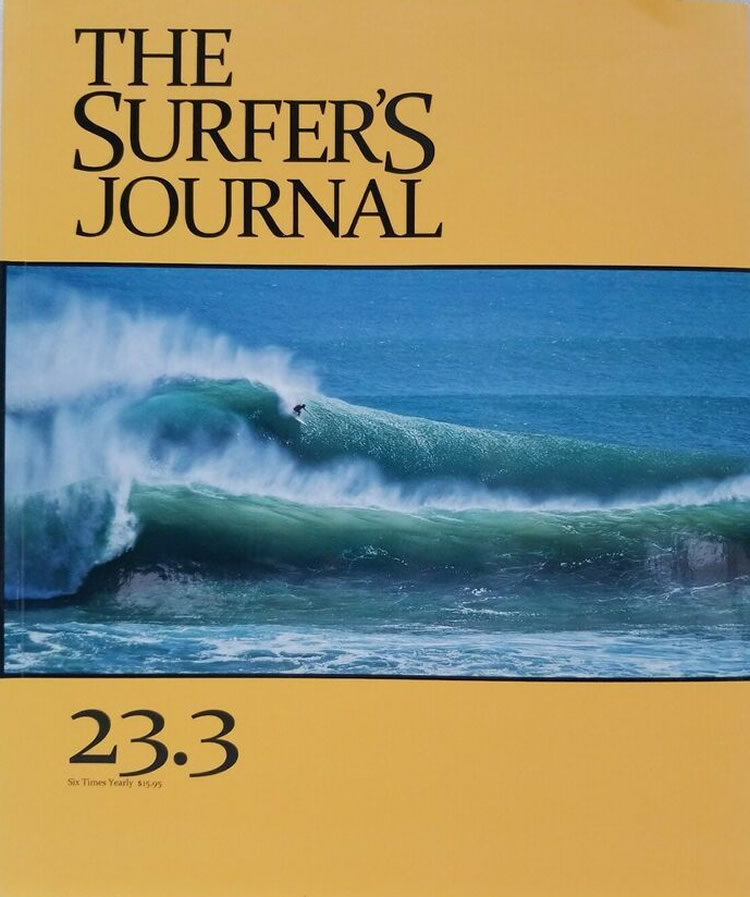 The Surfers Journal - 2014