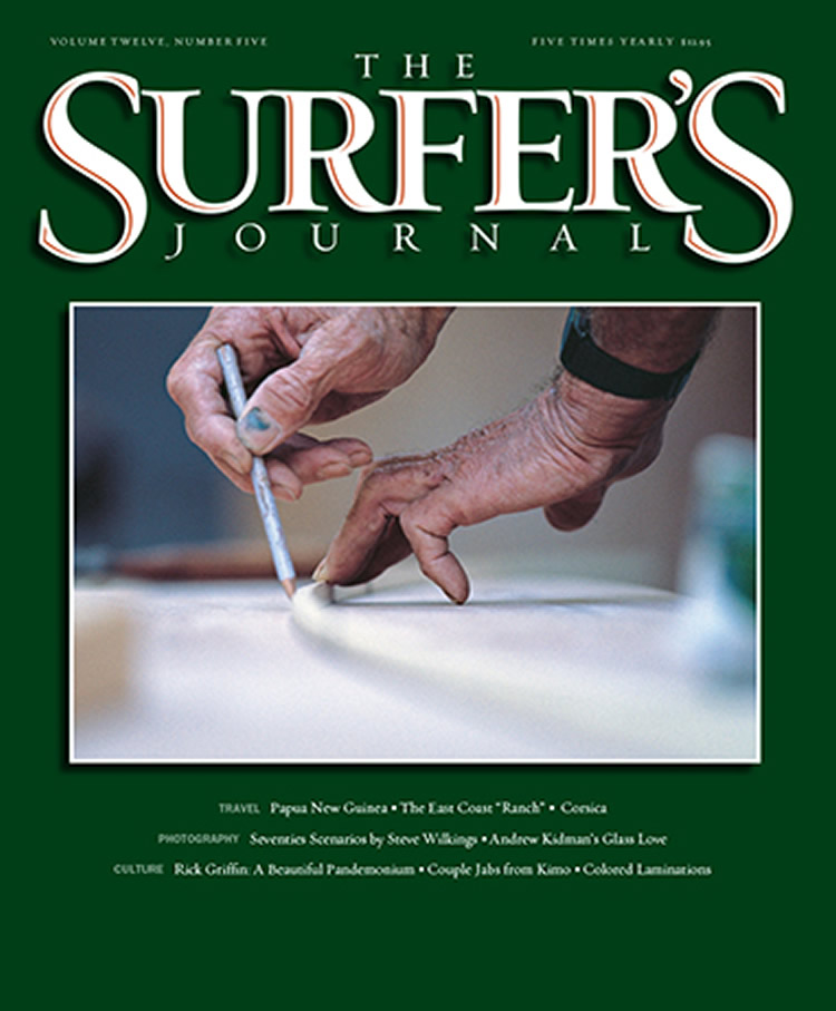 The Surfers Journal - 2003