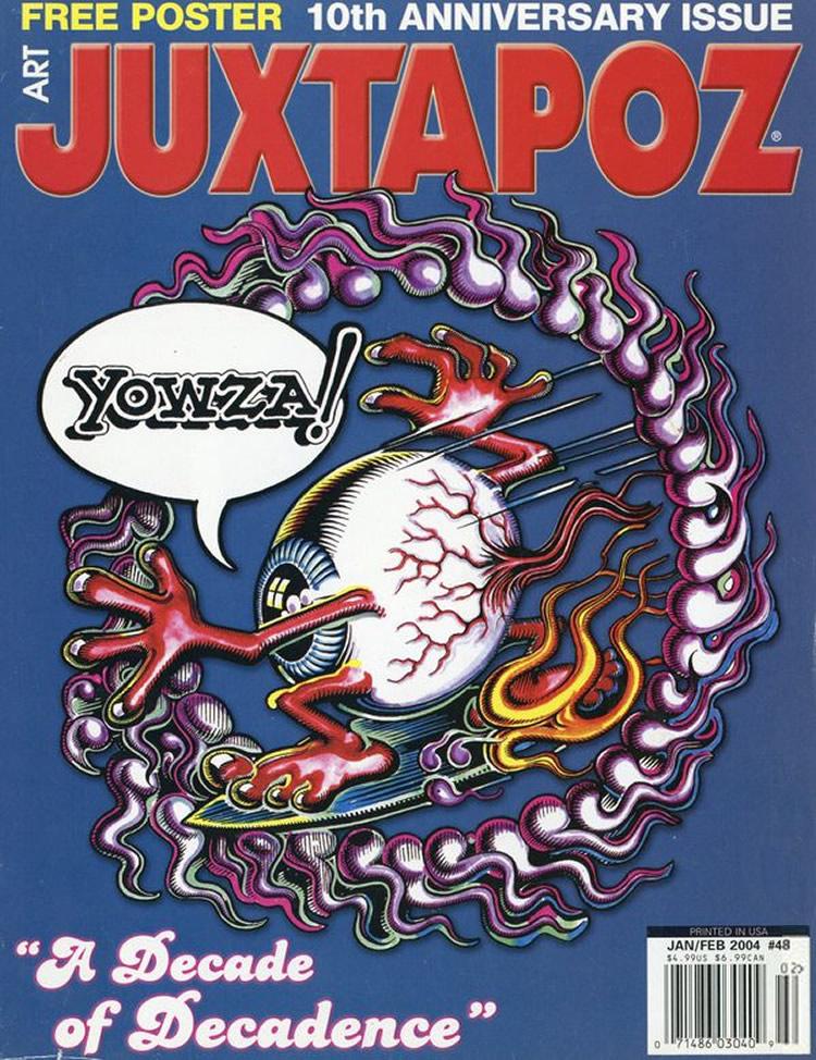 Juxtapoz - 2004