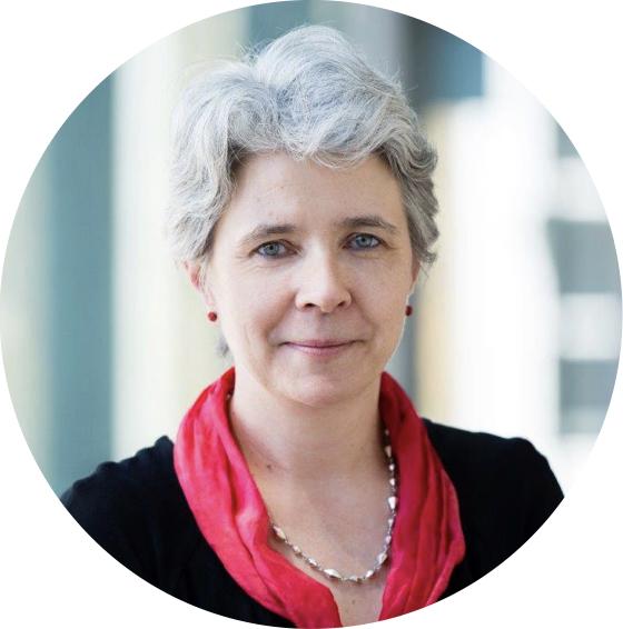 Ginny Barbour - Queensland University of Technology, Australia.