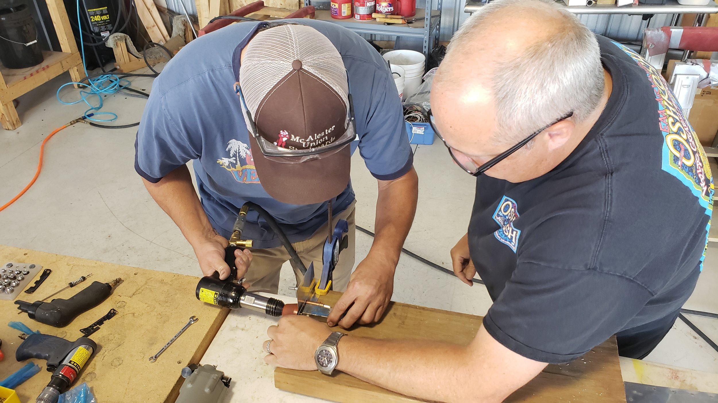 06/2019 Metal Aircraft Building Workshop