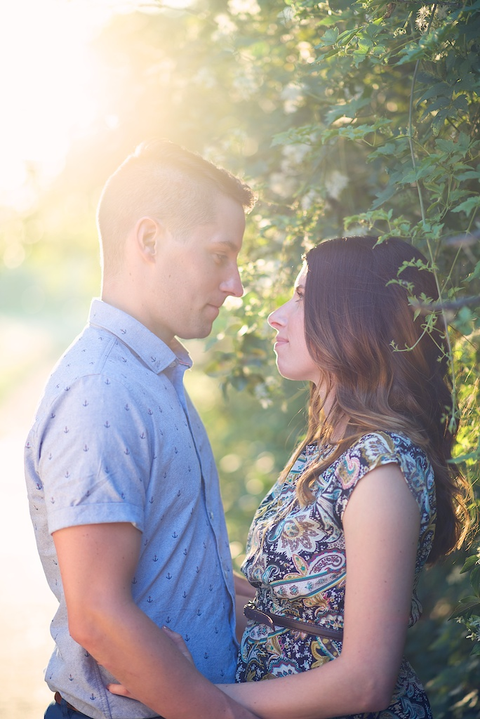 Tawny & Mike Engagement 4655