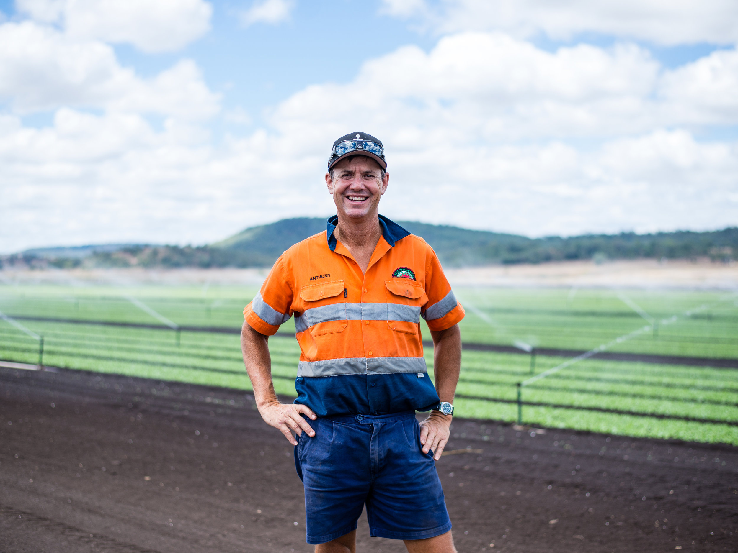 Anthony plays an active role in the day to day operations of the business. You could find him out in the paddock giving a hand or in the office managing our sales. Adopting innovative technologies and systems to enhance the productivity of crops is what won Anthony farmer of the year in 2017!