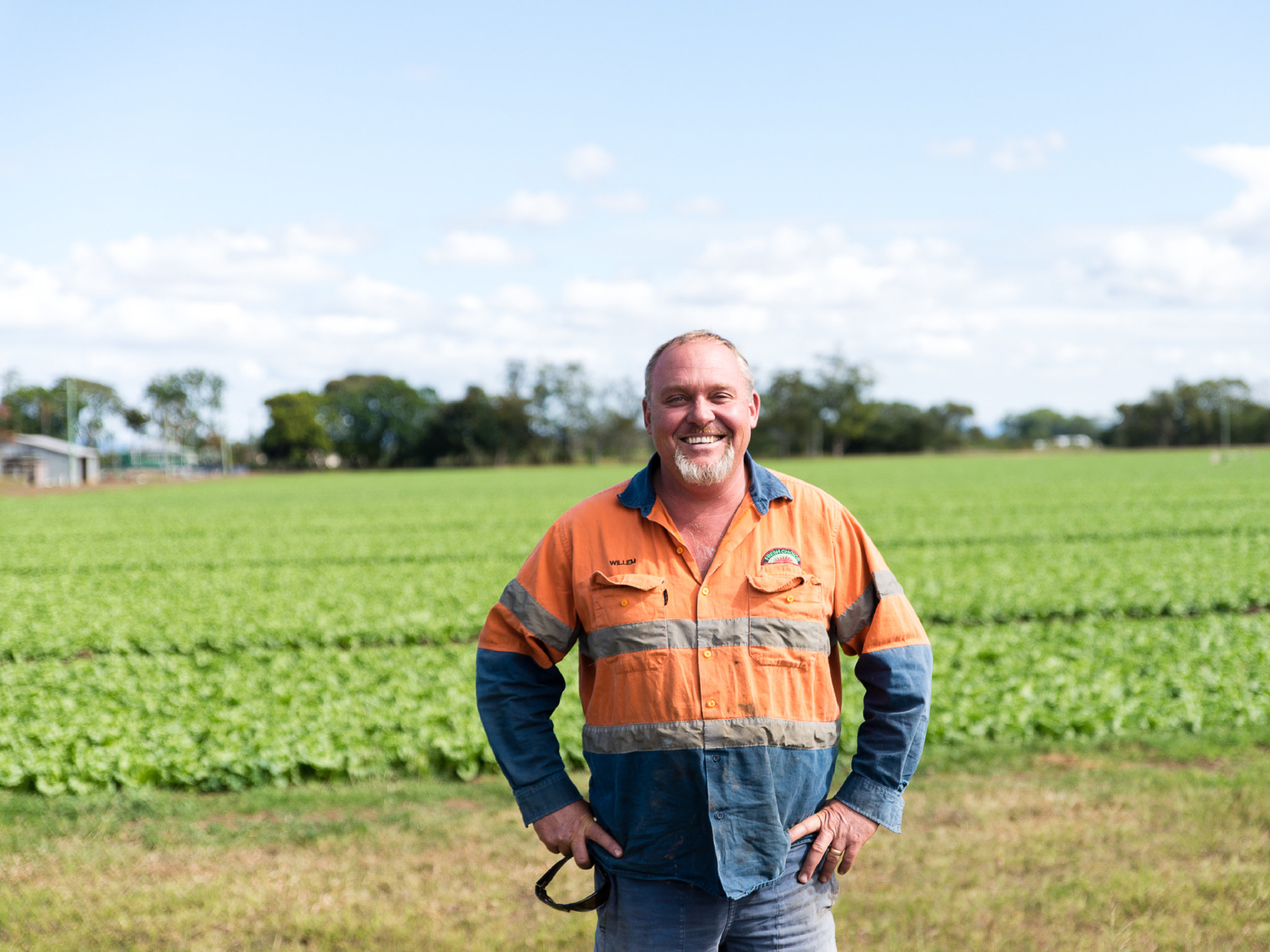 Willem is responsible for handling the day to day operations of our farms in the darling downs. Willem works along side Anthony and Luke to ensure our processes and farms are as productive and efficient as possible.