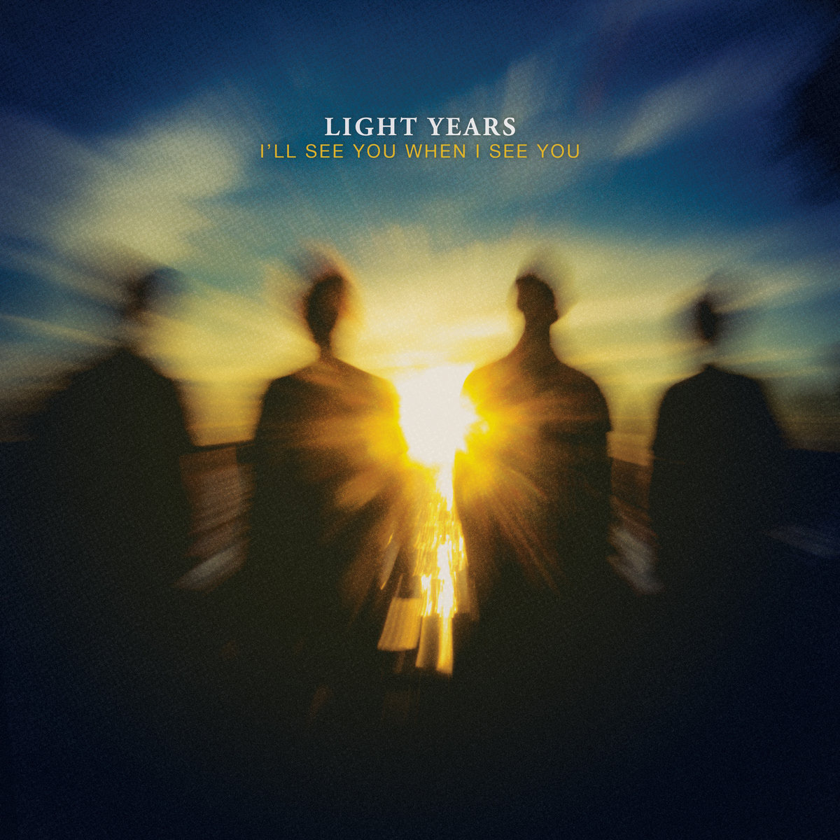 Light Years - I'll See You When I See You Vinyl & CD Photography, Layout, & Design