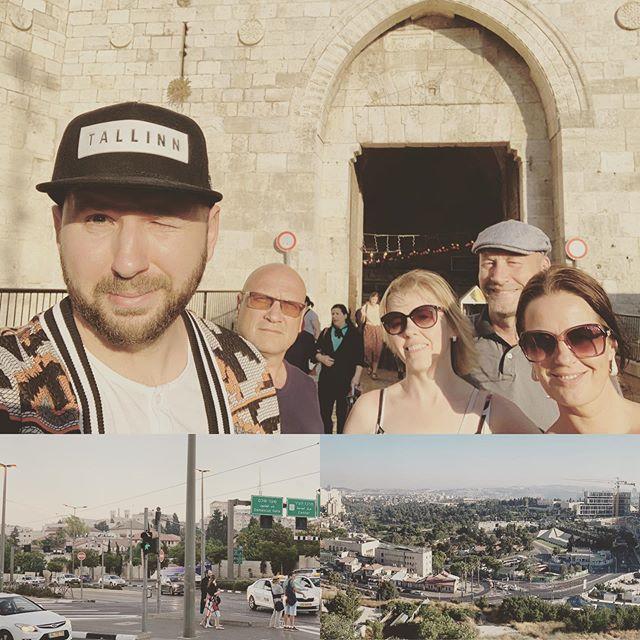 Valgus Kõnnib külas Jerusalemi valgusfestivalil :) Kindlasti postitame huvitavaid videosid ja pilte festivalist järgmistel päevadel.  Wandering lights team visiting Jerusalem Light festival. #wanderinglights #festivallife #valguskõnnib #mtüvalguskõnnib #kadriorupark