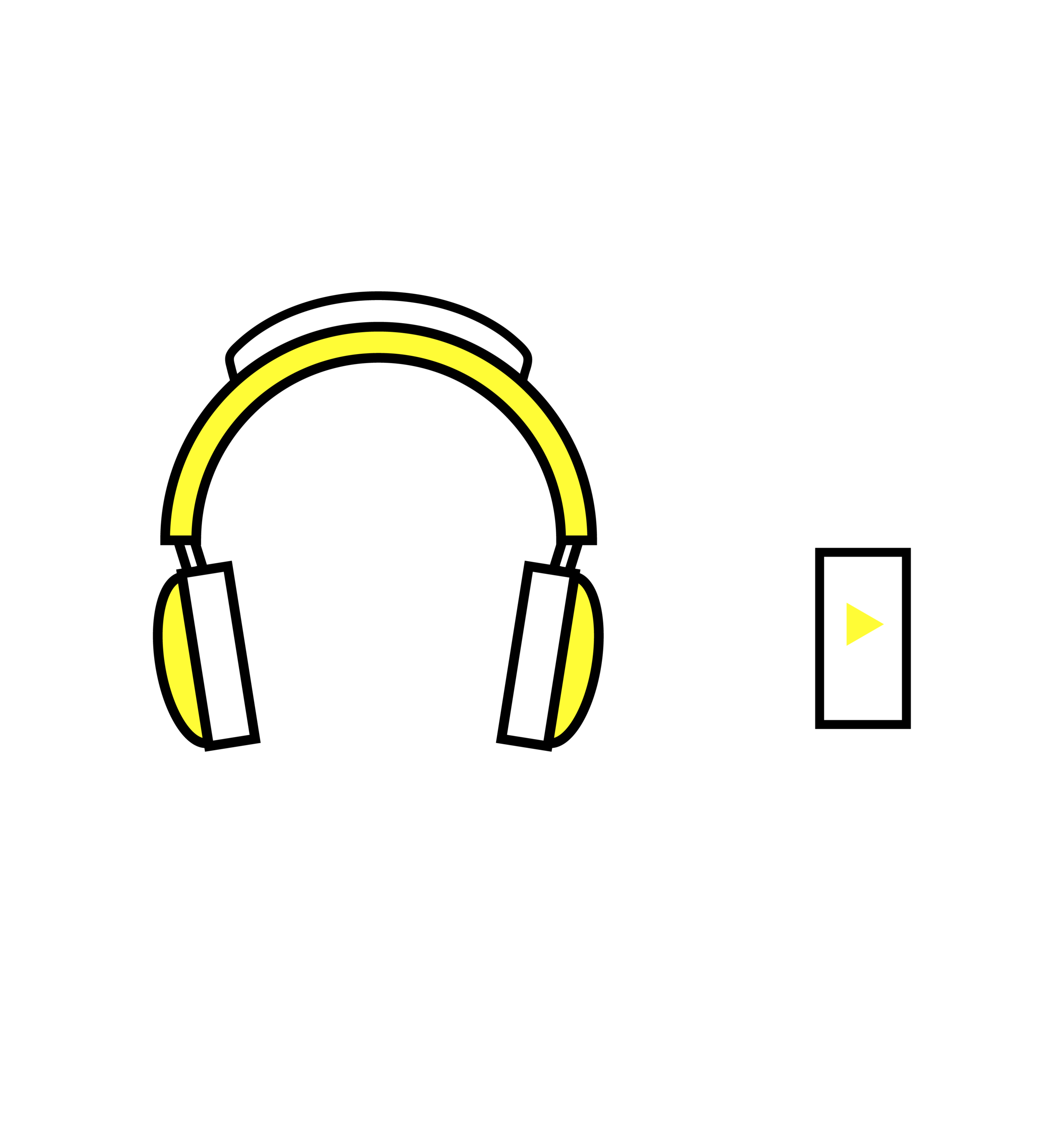 NOUS Sonic Headphones - The headphones allow excellent sound quality and accurate high speed indoor positioning.