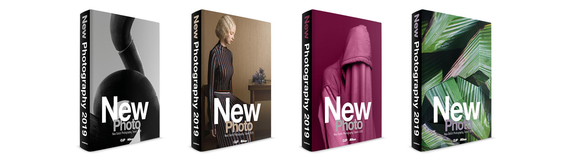 Introduction by Jan Dirk van der Burg  Cover images © Lisette Appeldorn / Elyne Dunning / Maria Makridis / Lenghi Teng