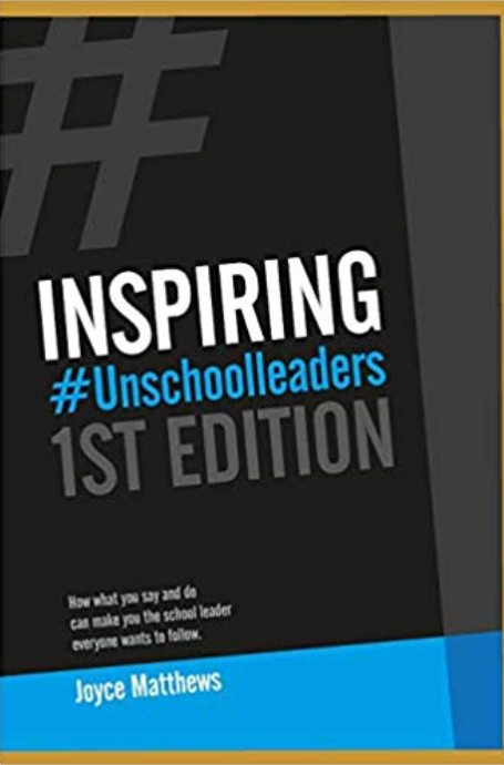 Inspiring Unschoolleaders - Inspired PE teacher's analysis of school leadership; this book breaks leadership down into behaviours and actions that you need to 'play' the game effectively.