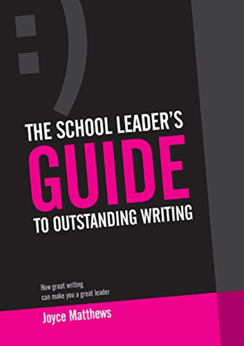 The School Leaders Gide - This is a book about written words; the impact of written words, how they can make others feel, and how this applies to leaders, and leadership development.It's written to compliment the plethora of leadership advice, articles, books, theories and programmes already around.