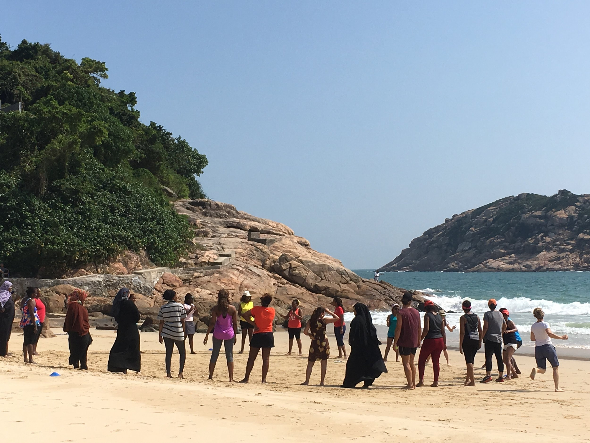 Refugee Hong Kong - Beach Outing.jpg