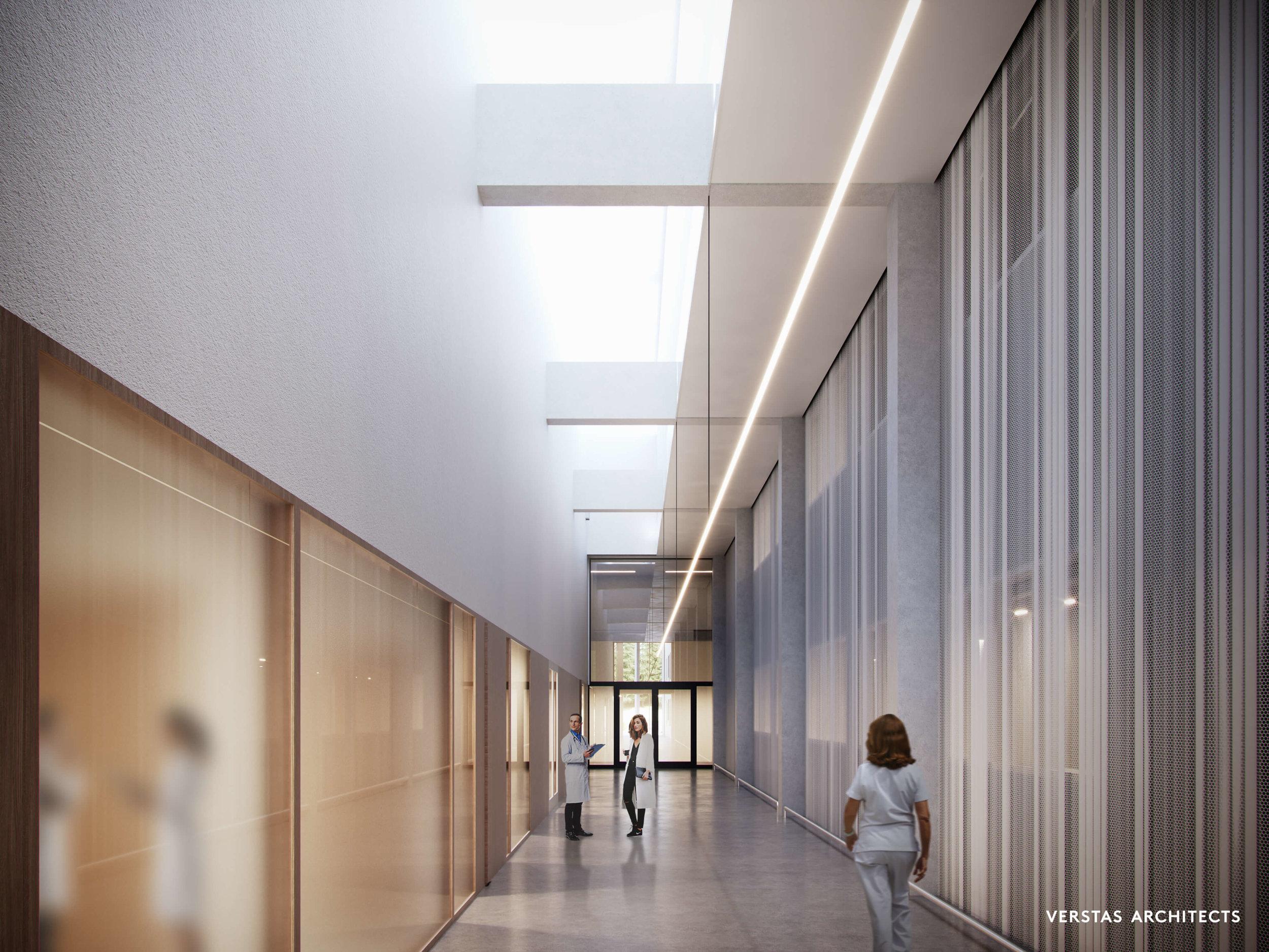 ITU-havainnekuvat - 8 kpl © Verstas Architects (lähde mainittava)