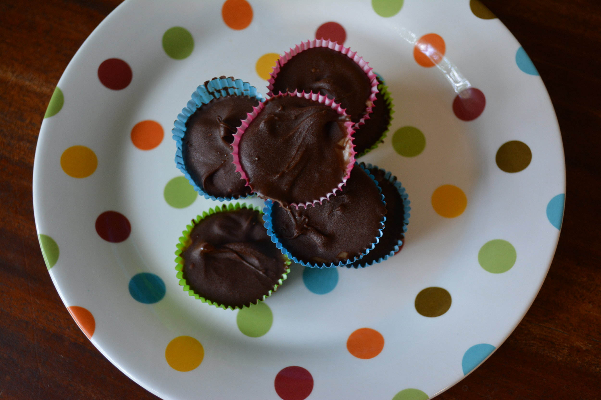 Goodson Pecans Chocolate Pecan Butter Cups
