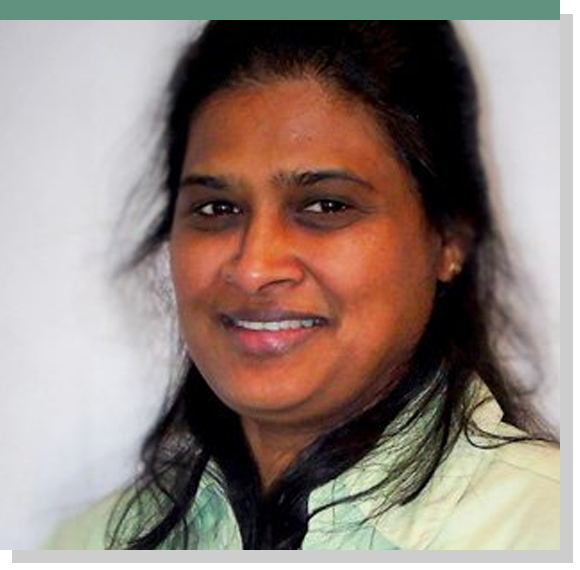 Jeya Sivanesan - Accounts & VATJeya is responsible for bookkeeping and preparing accounts. Her interests outside work are spending time with her two children and helping them with their education. She also enjoys gardening and is an avid cricket fan.