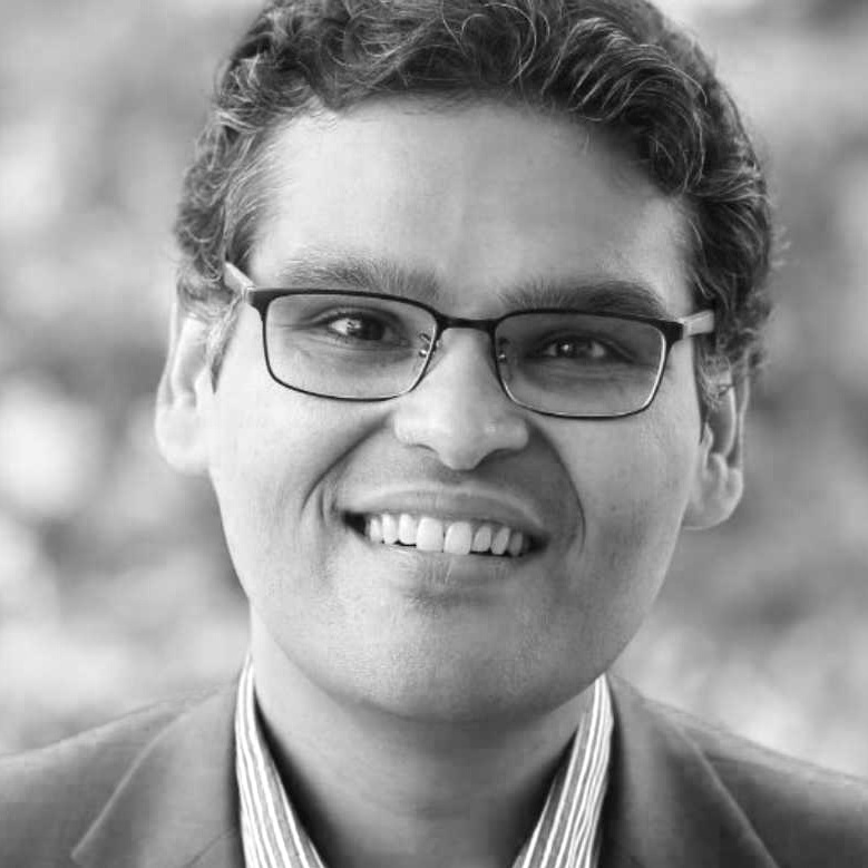 Dr. Nishant Shah     is the Vice President of Research and Acting Director of Research Development of the Graduate School   at the ArtEZ University of the Arts, The Netherlands  >>
