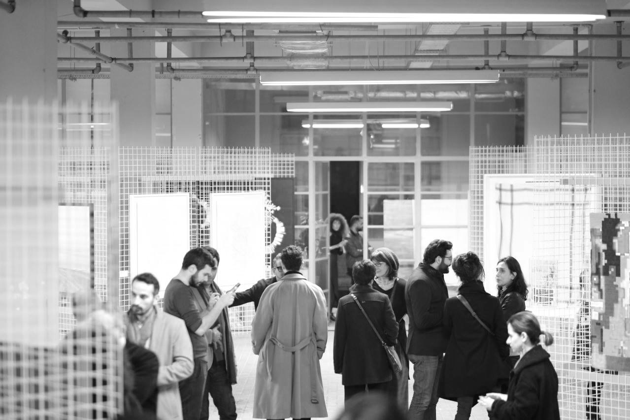 Ashkal Alwan  , the Lebanese Association for Plastic Arts, is a non-profit organization based in Beirut. Embedded in Lebanon and the Arab region, it is committed to facilitating artistic production in a way that fosters critical thinking around contemporary discourses and realities that create communities of empowered and engaged individuals.