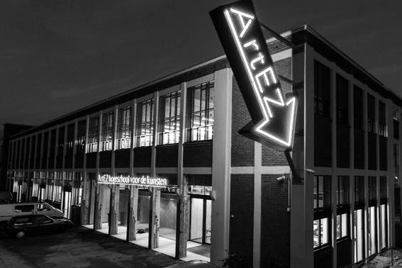 ArtEZ   is one of the major art schools in the Netherlands, providing a coherent range of preparatory programmes, Bachelor's and Master's courses in visual art, architecture, fashion, design, music, theatre, creative writing, dance and art education.