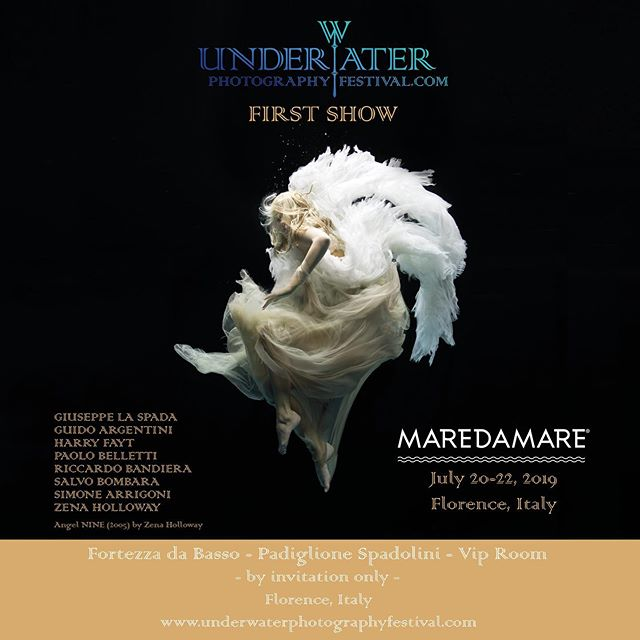 Our first show soon at Maredamare! #imageinprogress #imageinprogressmagazine #underwaterphotography #underwater #underwaterphotographyfestival #zenaholloway #guidoargentini #guidoargentiniphotography #harryfayt #salvobombara #paolobelletti #riccardobandiera #simonearrigoni #emanuelecucuzza