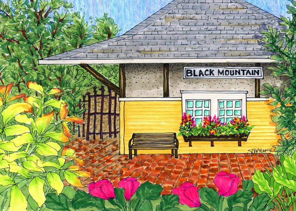 1-Architectural Illustration, Exterior of Building, Stephanie Sipp-001.jpg