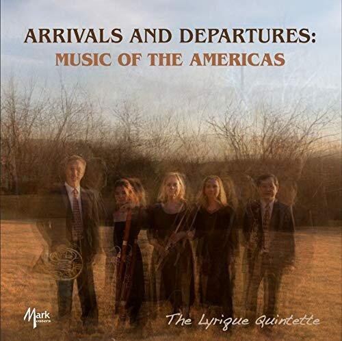 Arrivals and Departures Album Cover
