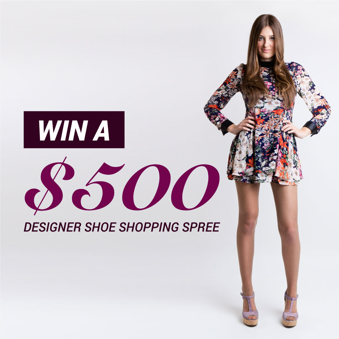 WIN $500 - Contest ends October 10th at 11:59pm