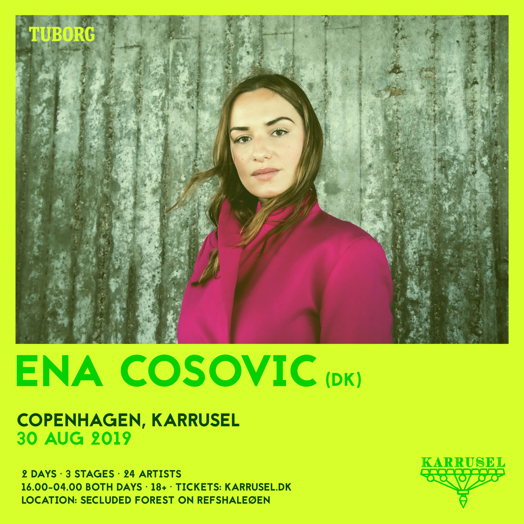 More on Ena Cosovic:    Facebook   Instagram   Soundcloud   Bandcamp   Resident Advisor   Spotify