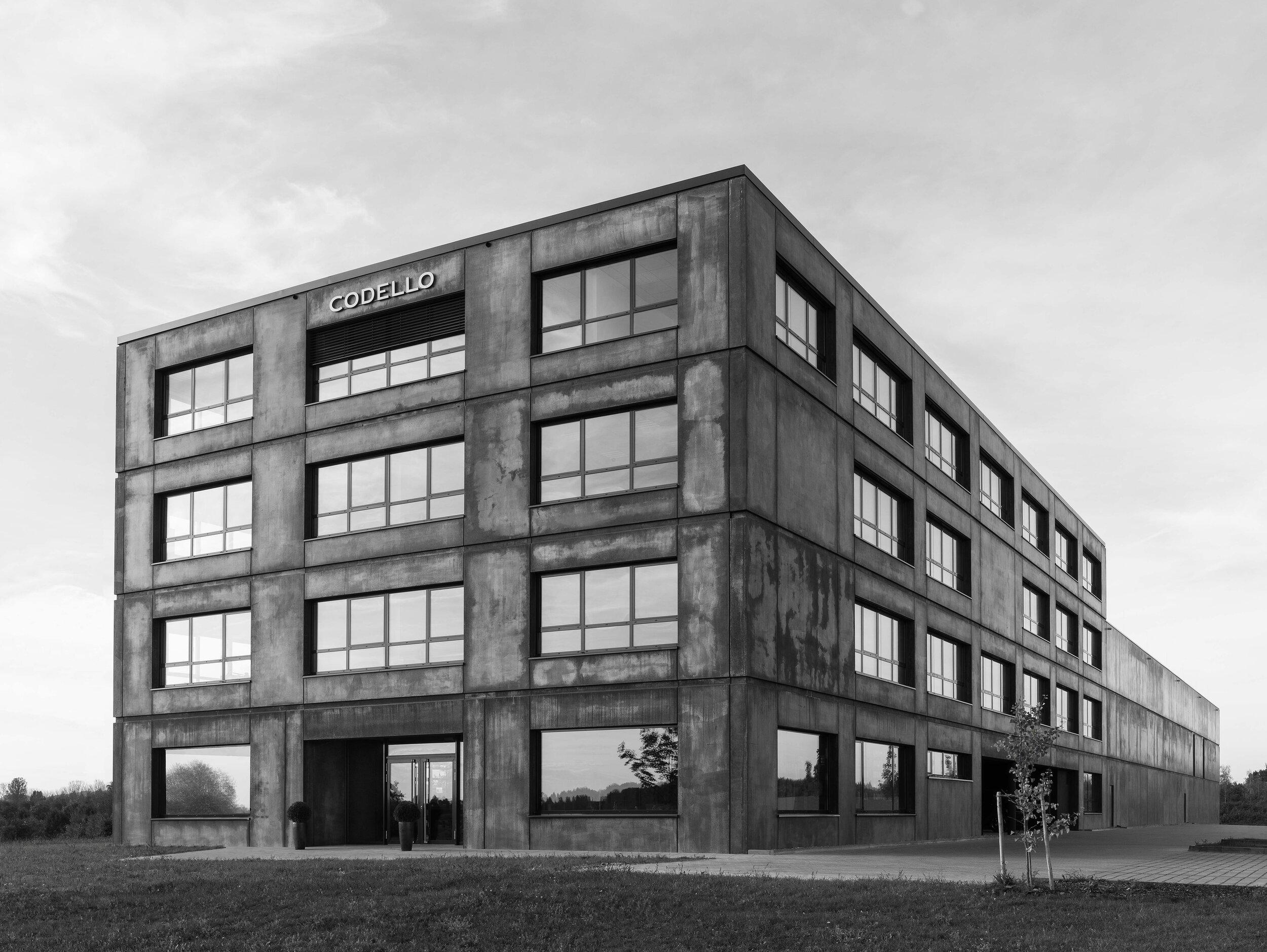 Buero Philipp Moeller Neubau Codello Campus
