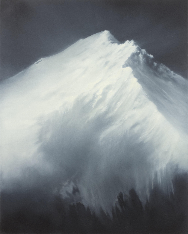 Traverse  2018  Oil on canvas; 150 x 120 cm