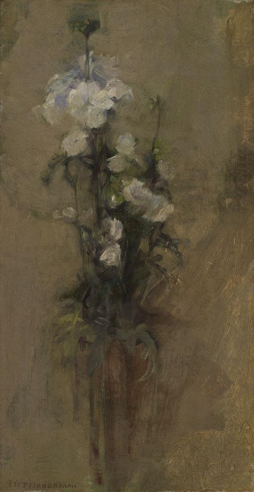 Piet Mondriaan 'White Roses'.jpg