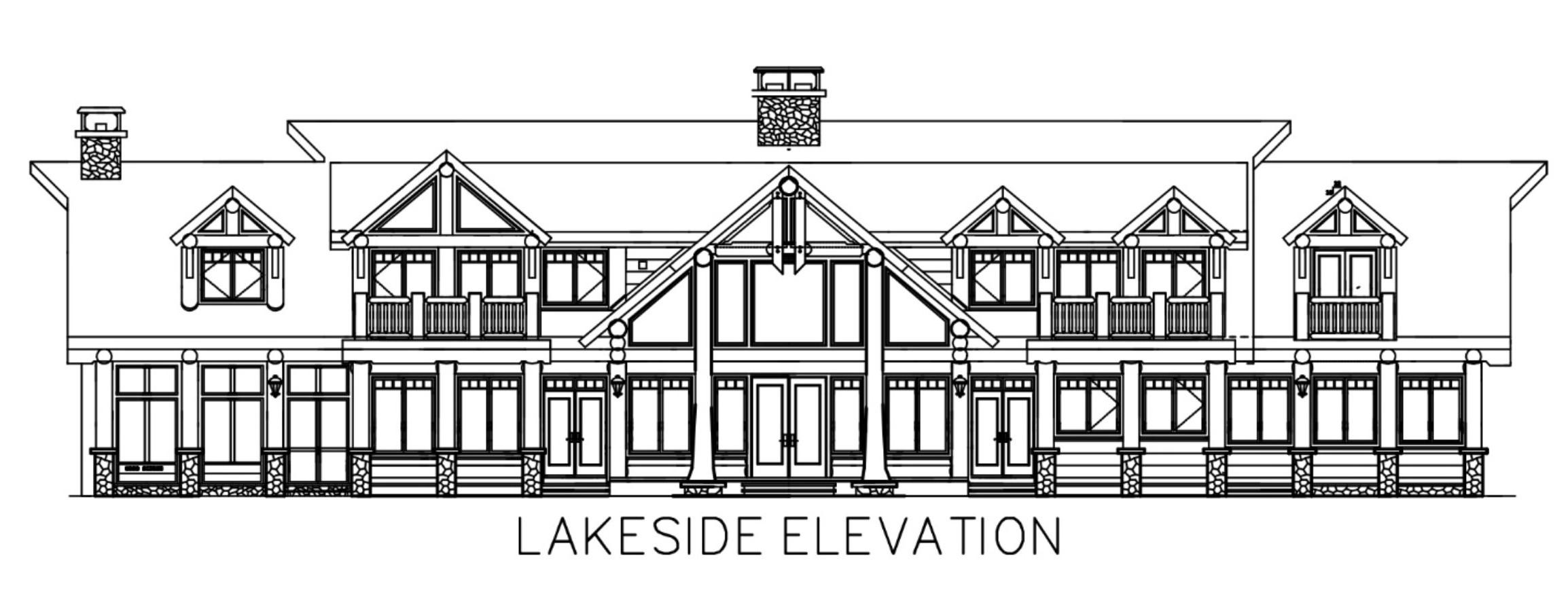 Hirsh Log Homes, Simon Hirsh Designs
