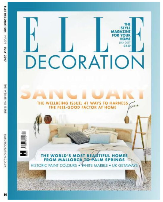 WELCOME TO THE JUNGLE - ELLE DECORATION