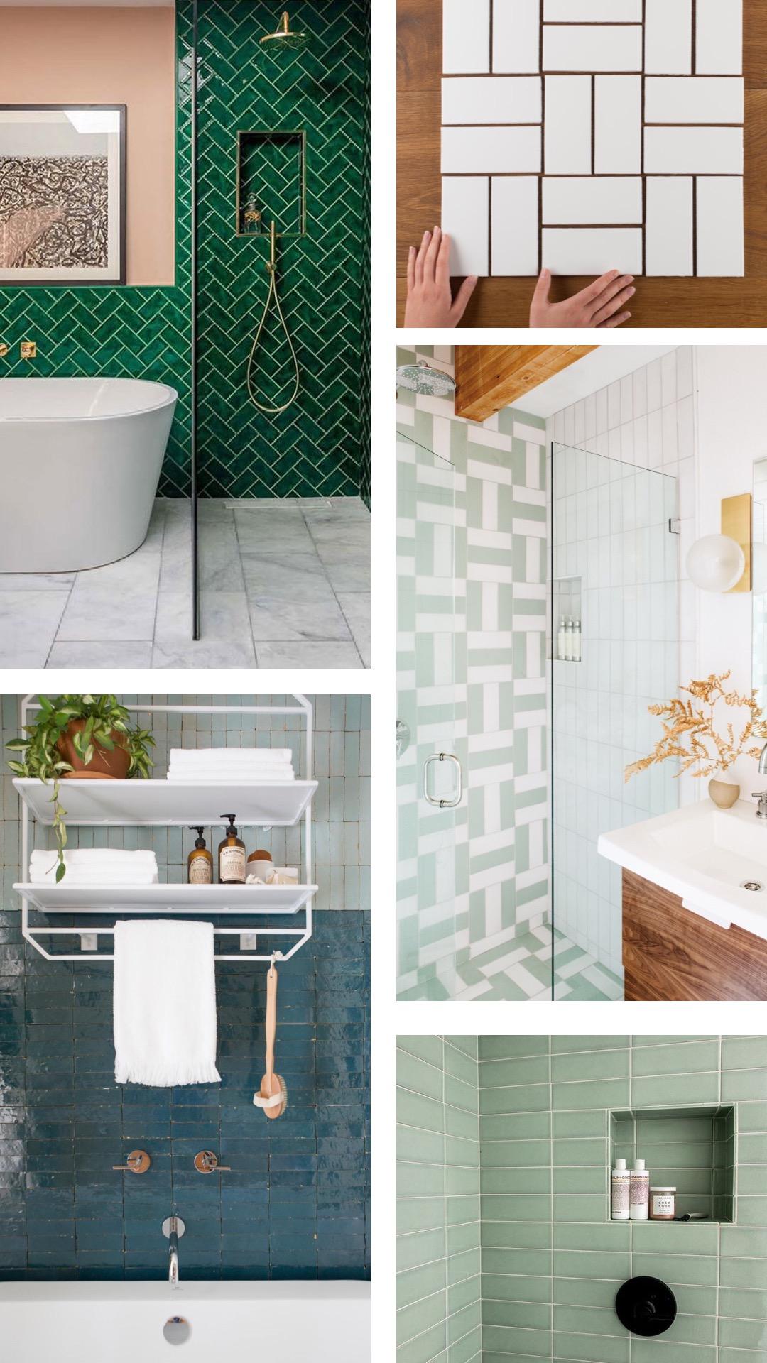Innovative Ways To Use The Same Ol Tile Design 4 Corners
