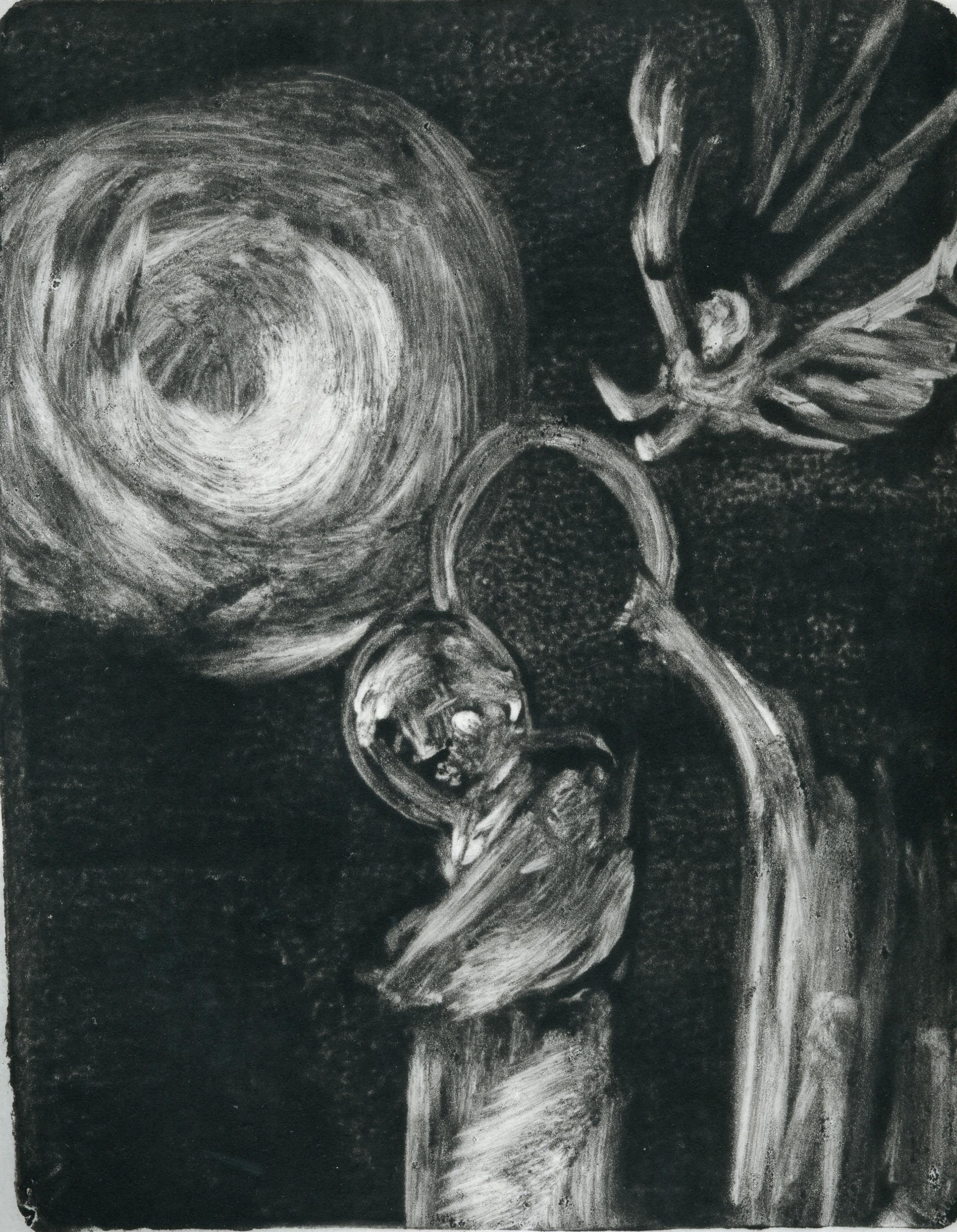 the artist hears a secret