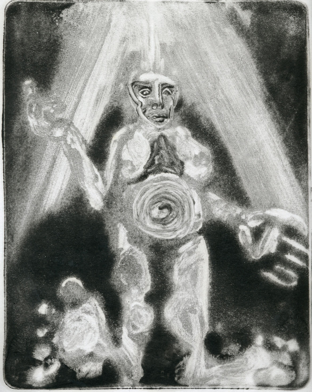 The Window Ghost Print