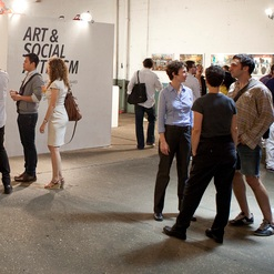 Exhibition Opening Reception - Wednesday, September 25Join us as we celebrate the socially engaged artists, makers, designers and advocacy organizations participating in the Art and Social Activism Festival