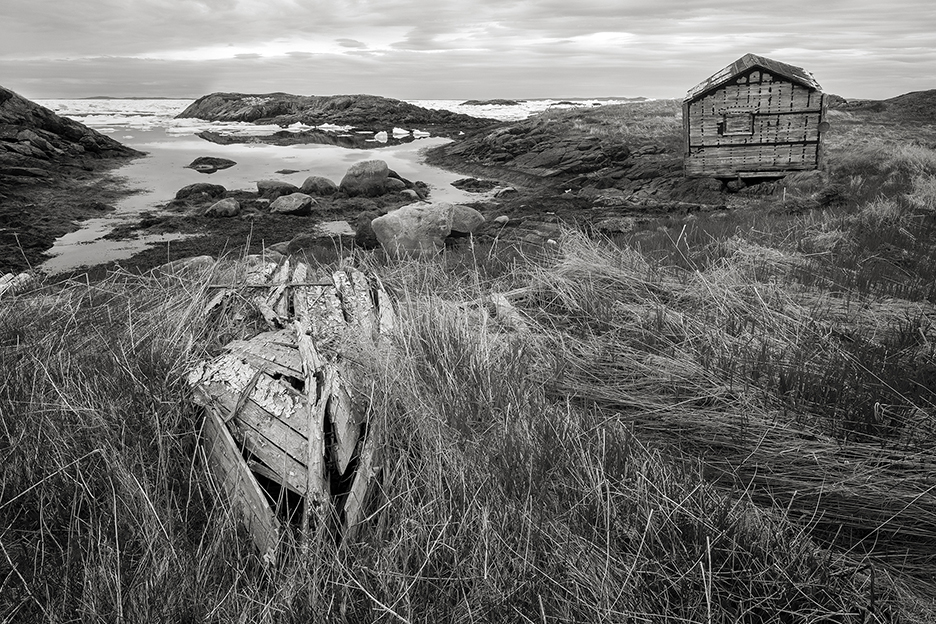Remnants at Paine's Cove