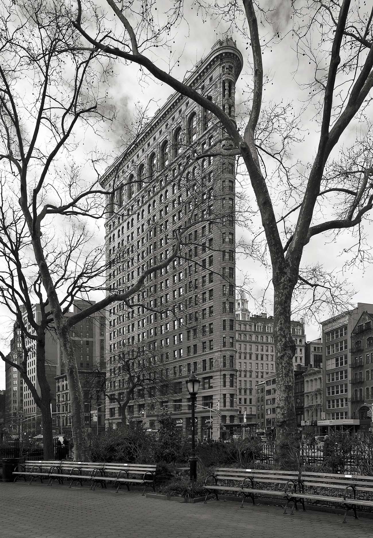 Flatiron (New York City), Dieter Hessel