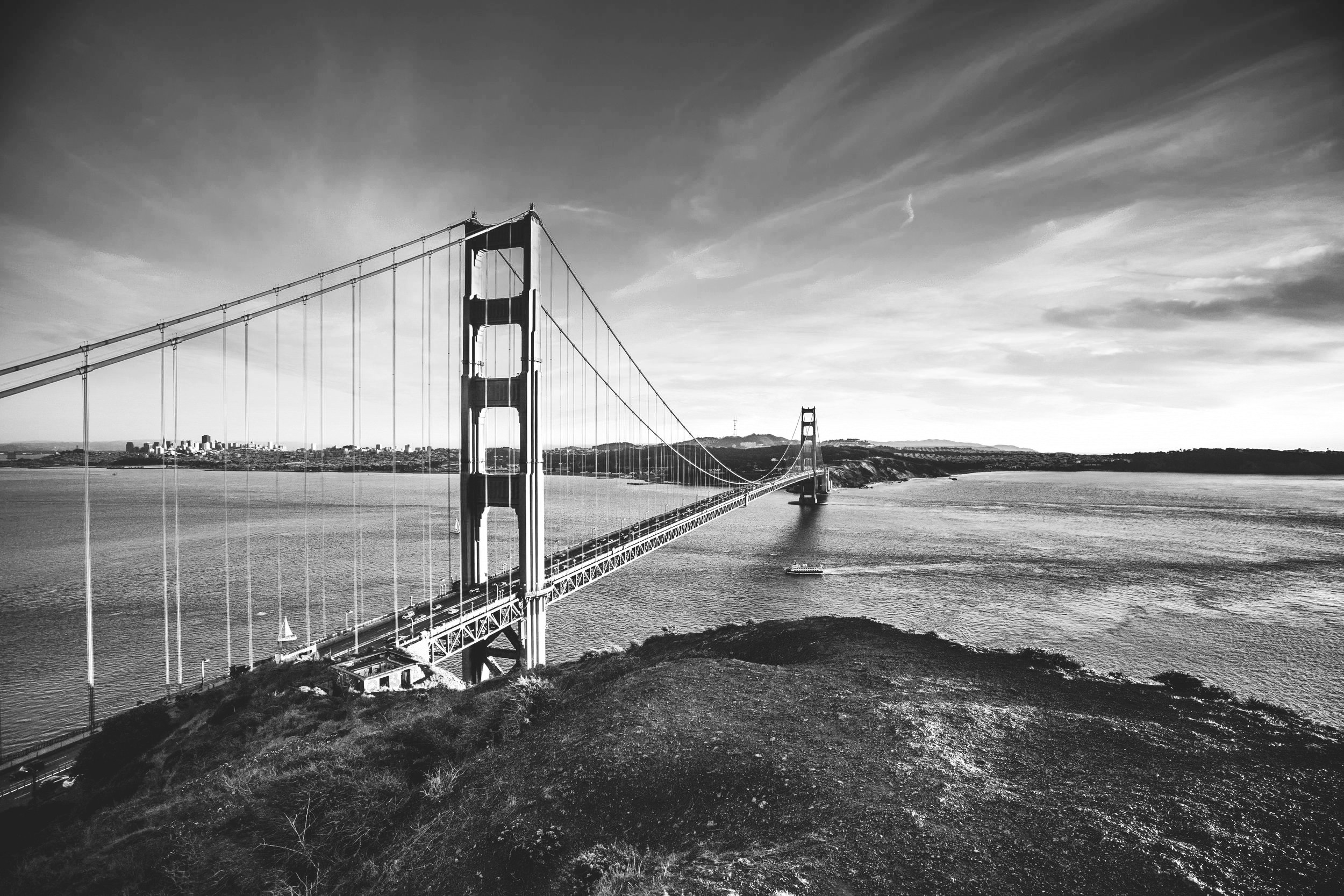 Image of the Golden Gate Bridge
