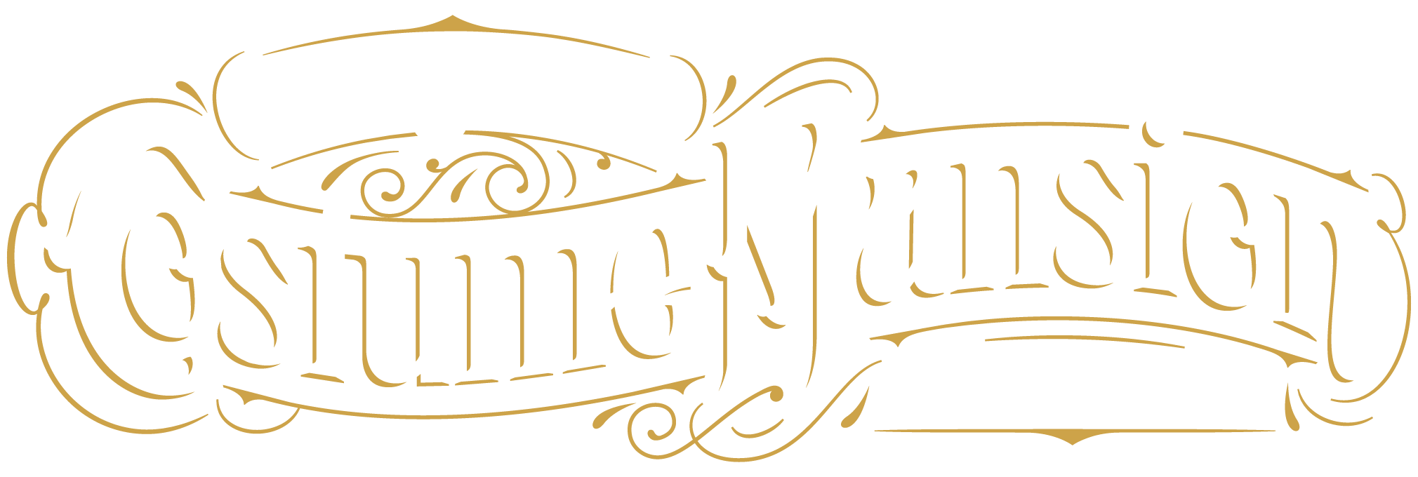 Evangeline's Costume Mansion Logo