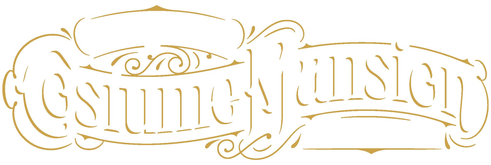 Evangeline's Costume Mansion Logo