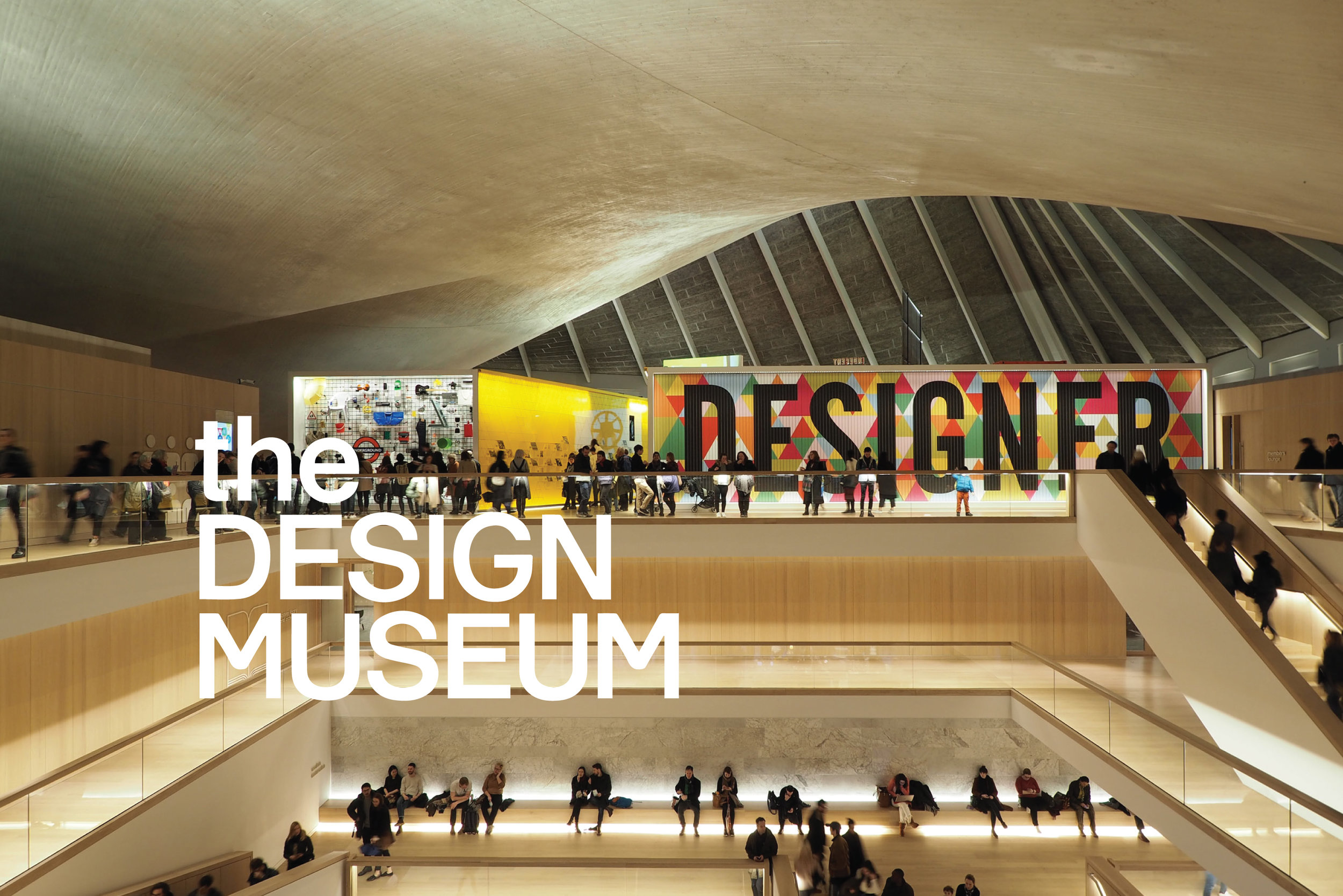 The Design Museum in London, which awarded our Organ-Chip Design of the Year