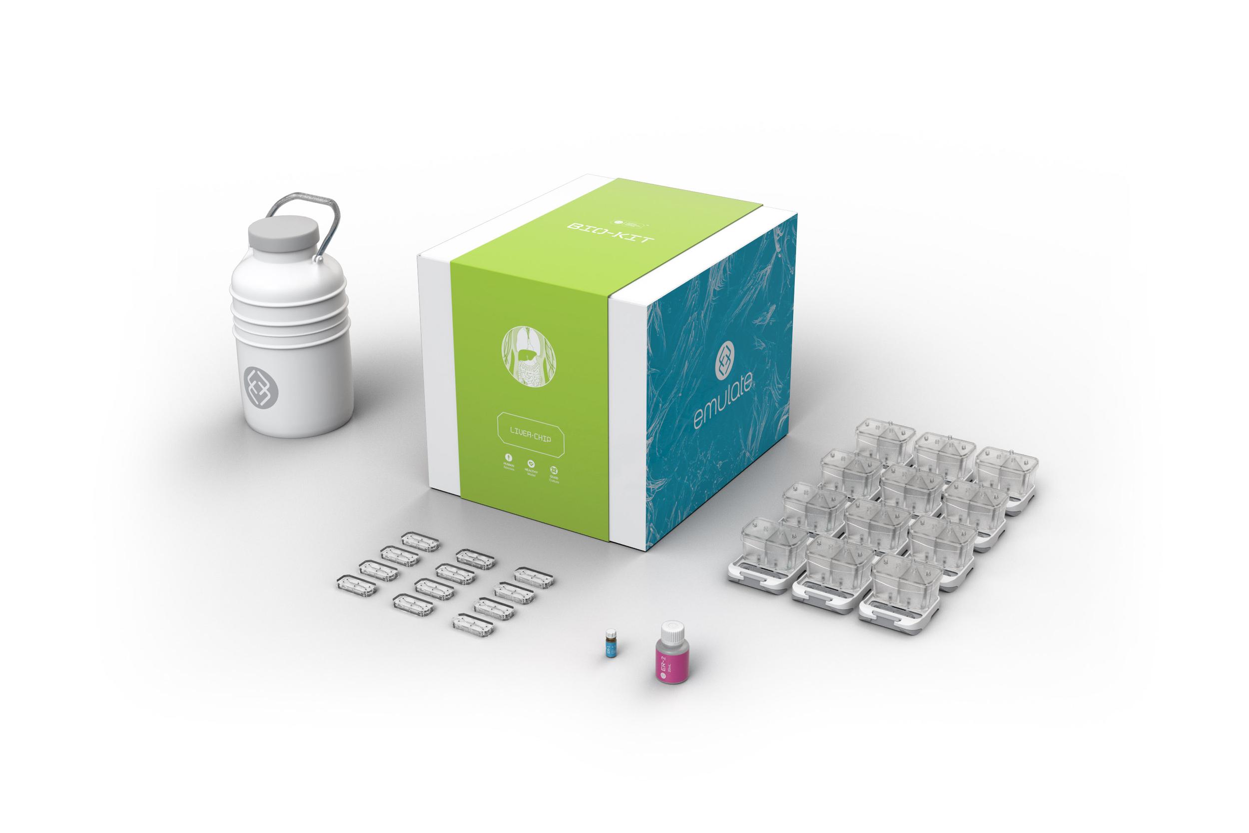 Copy of Liver Bio-Kit