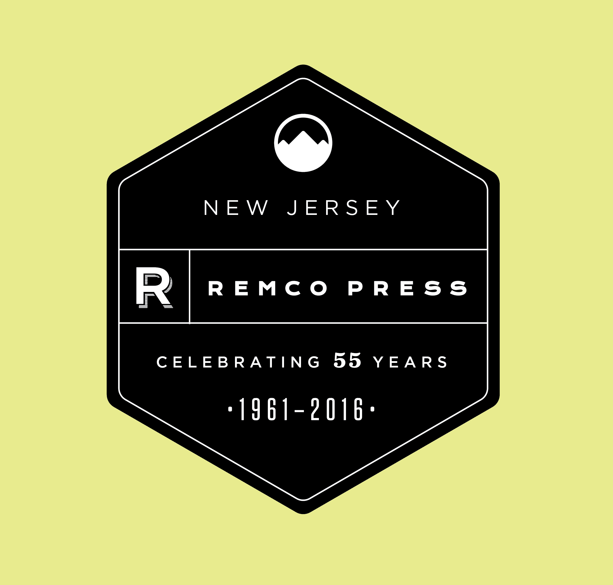 Remco Press 55th-Anniversary Seal