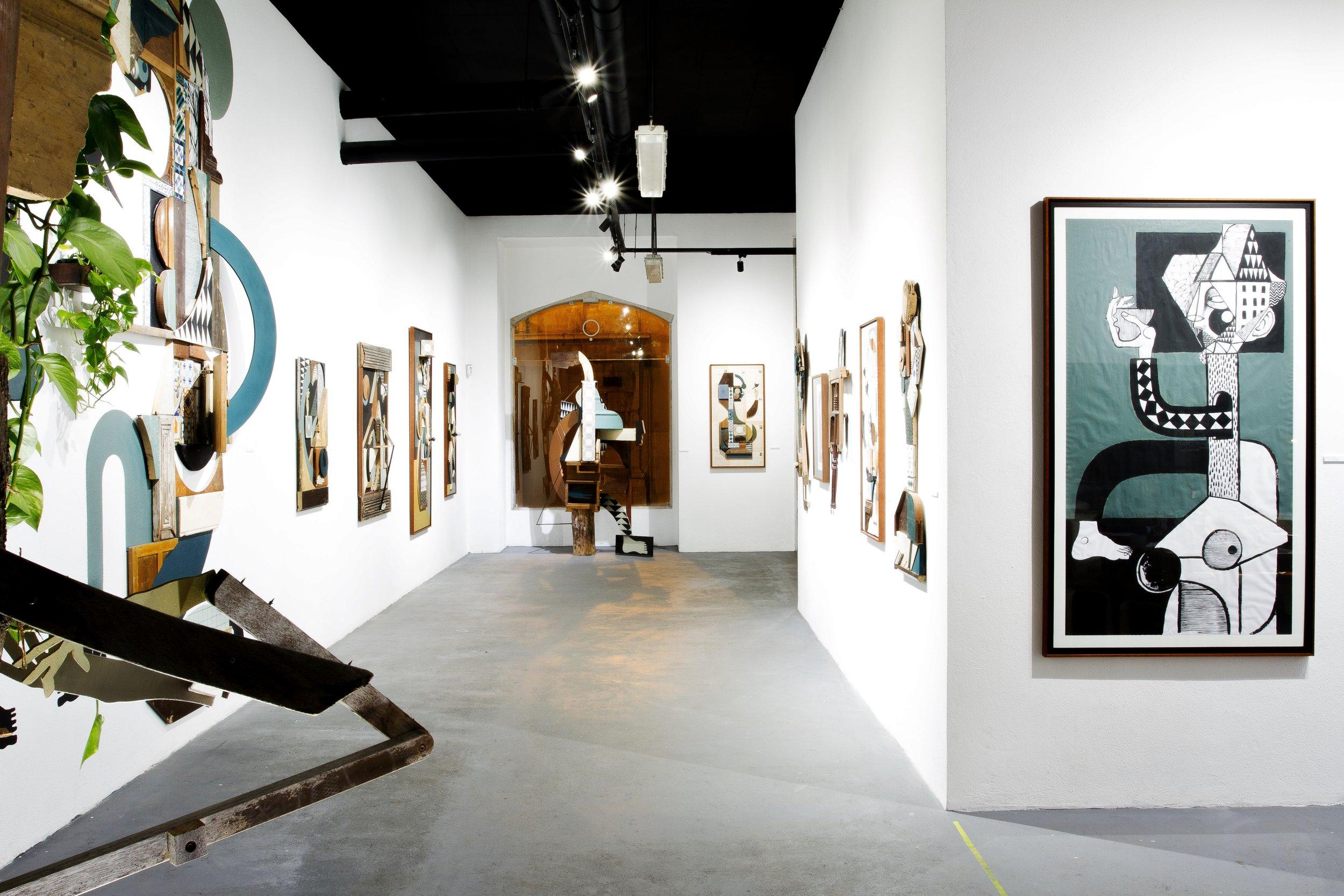 "Exhibition ""no future without memory"" | images: Marcelo Duarte @graphosbrasil | article by Wozen"