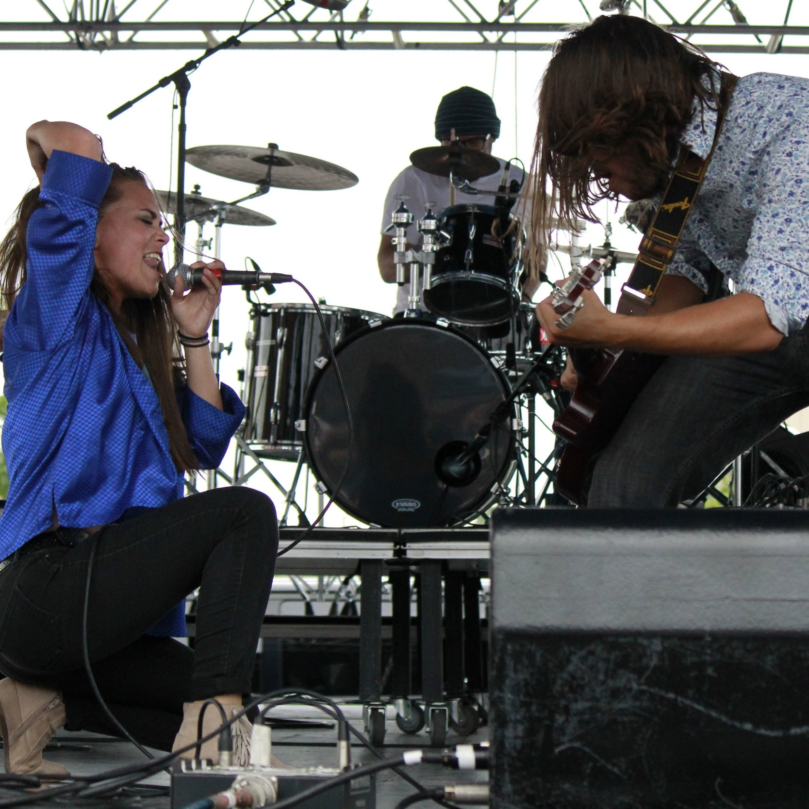 Jocelyn & Chris Arndt -