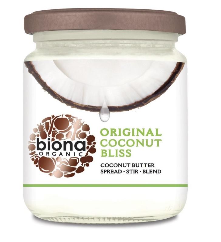 ORGANIC COCONUT BLISS BUTTER